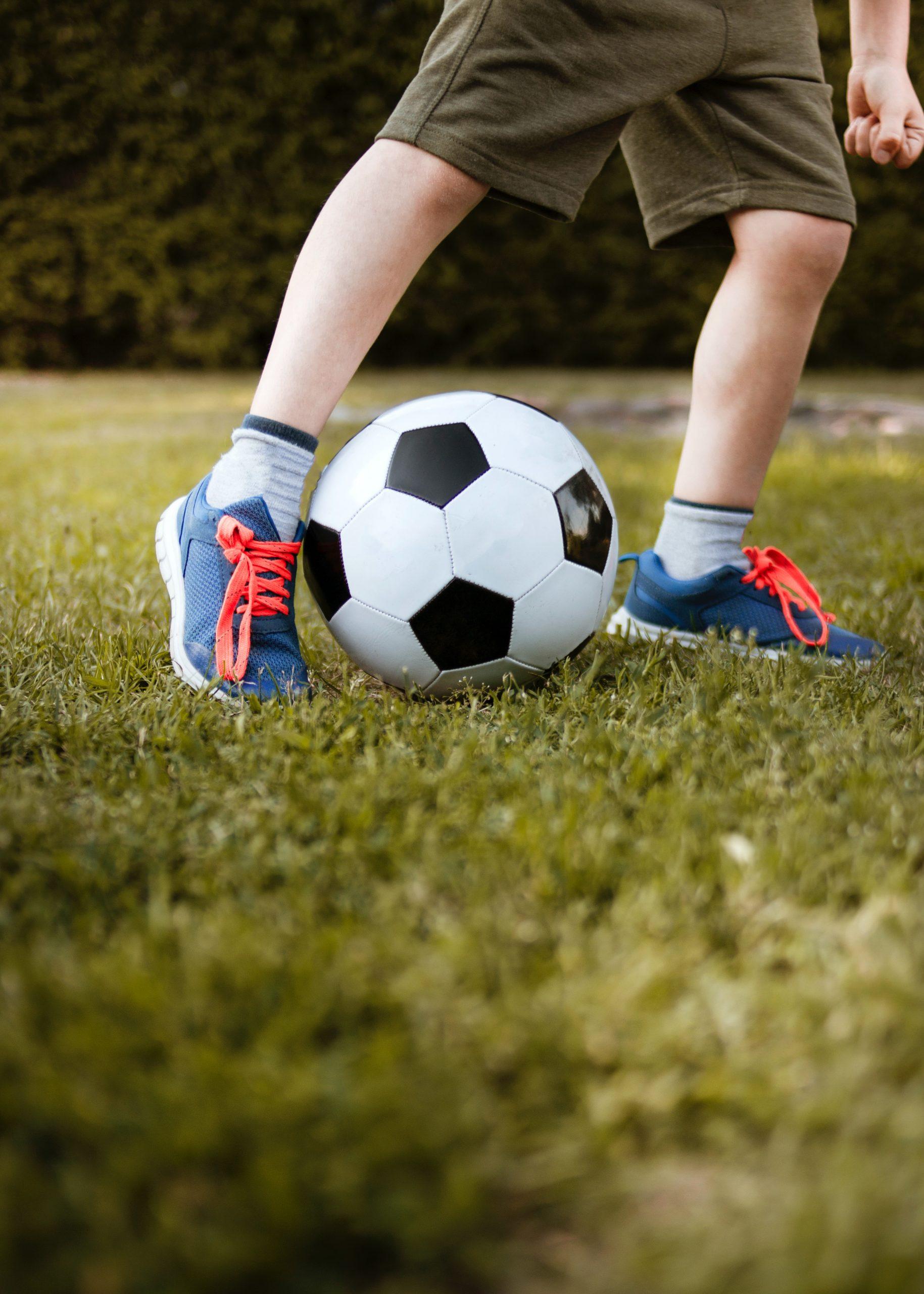 Foot : Quelle Préparation Physique à 9 ans ?