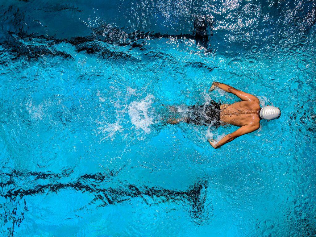 natation football